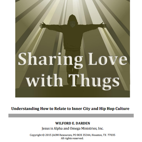 Sharing Love with Thugs Cover